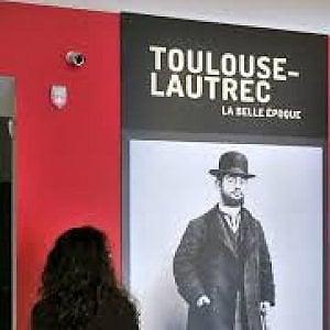 Torino musei di santo stefano dalla grafica belle for Lautrec torino