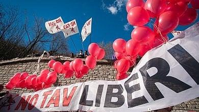 Militante No Tav in carcere per non avere rispettatto gli arresti domiciliari