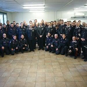 Torino, il comandante dei carabinieri al cantiere della Tav
