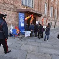 Torino, assunti per un giorno contro lo sciopero alla Reggia di Venaria. Il sindacato chiama i carabinieri