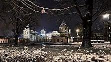 Torino: la neve, la Luna e il castello. Notte di fiaba al Parco del Valentino