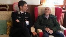 Festeggiato l'appuntato Quinto Buffo, carabiniere di 104 anni