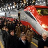 Pendolari Torino-Milano, un salasso l'abbonamento con il Frecciarossa