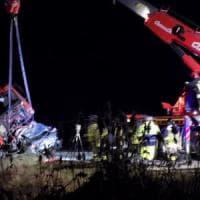 Scontro tremendo tra Vercelli e Pavia, muore un automobilista di Caresana