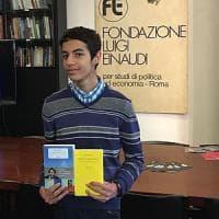 """Torino, lo studente venditore di merendine si arrende: """"Qui al Pininfarina mi di..."""