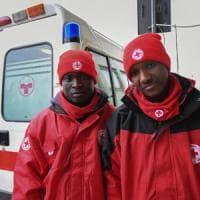 Rigopiano, tra i soccorritori 10 migranti ospiti del centro Cri di Settimo