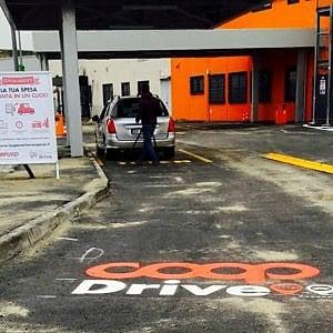 """Torino, la Coop lancia alle Fornaci il """"drive in della spesa"""""""