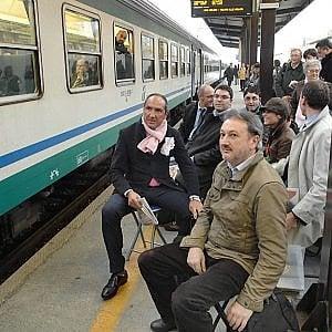 Treni, l'algoritmo beffa anche i pendolari piemontesi