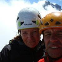 Gressoney, le foto delle vittime della cascata di ghiaccio