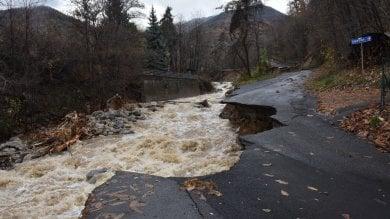 Alluvione in Piemonte, il governo per ora  ha riconosciuto il 10 per cento dei danni