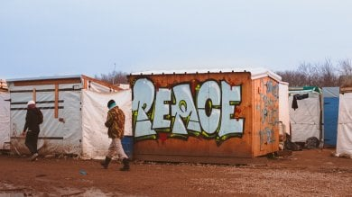 """""""Exodos"""", tre anni con i profughi attraverso l'Europa: la mostra a Torino (4)   foto"""