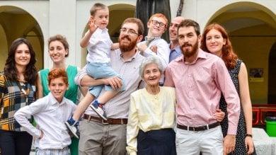 """""""La nostra vita da famiglia maxi a Torino: sette figli, tanta felicità ma aiuti zero"""""""