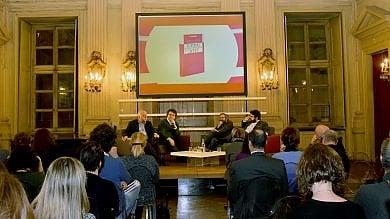 Al Circolo dei Lettori la Guida di Repubblica ai piaceri e sapori del Piemonte   foto