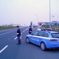 Ivrea, ubriaco contromano in autostrada: fermato dalla Polstrada
