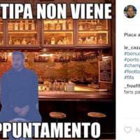 Bonucci, messo in castigo dalla Juve e preso in giro dai social network