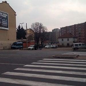 """Torino, tensione per lo sgombero del Centro popolare """"Miccichè"""" alle Vallette"""
