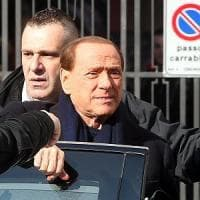 Torino, Berlusconi indagato dalla procura subalpina nell'ambito del processo