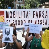 """Torino: i prof con la valigia ricorrono al Tribunale: """"Trasferimenti illegittimi"""""""