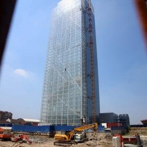 Torino chiamparino vede sfumare il sogno del grattacielo for Grattacielo torino fuksas