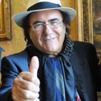 Torino, Al Bano presenta il suo