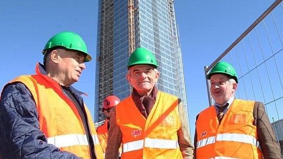 Grattacielo fuksas nuovo intoppo tra regione e impresa for Grattacielo torino fuksas