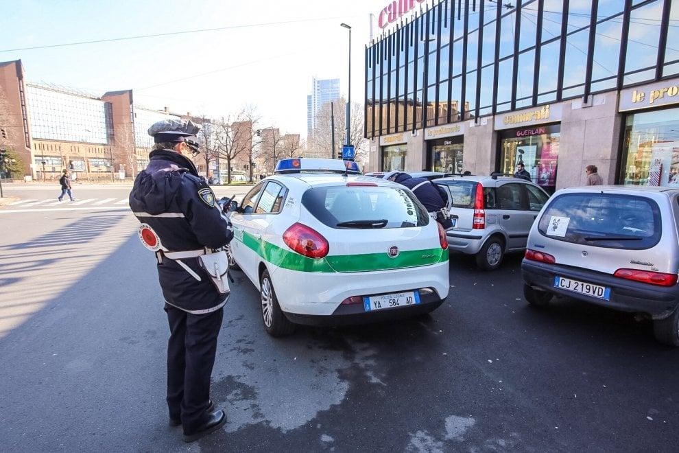 Car Sharing E Blocco Auto A Torino