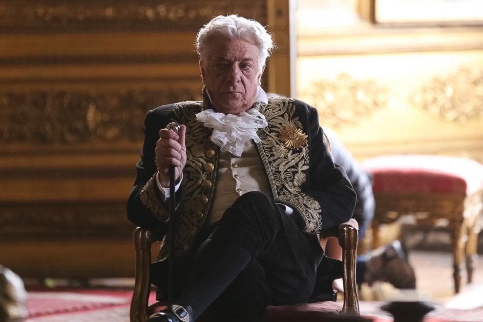 """""""Il sogno del califfo"""": un kolossal in costume nelle residenze sabaude"""