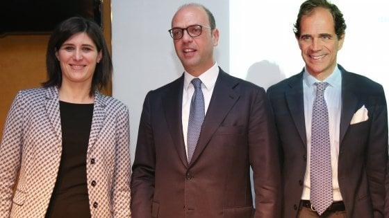 """Alfano a Torino: """"Le  ambasciate a i consolati a disposizione delle aziende per la promozione all'estero"""""""