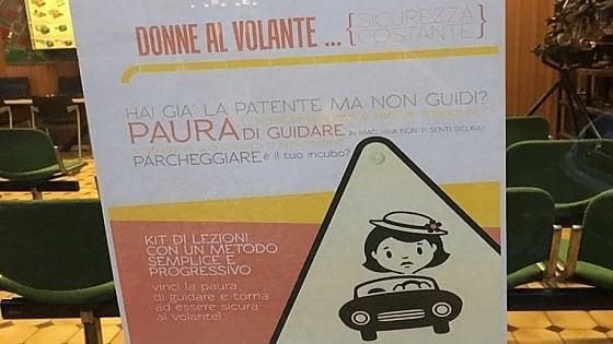 """Donne al volante, a Torino la scuola guida """"in rosa"""" per non avere più paura"""