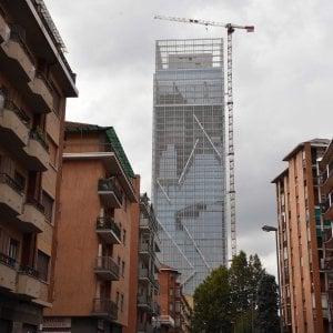 Torino per il grattacielo incompiuto della regione 1 2 for Grattacielo torino fuksas