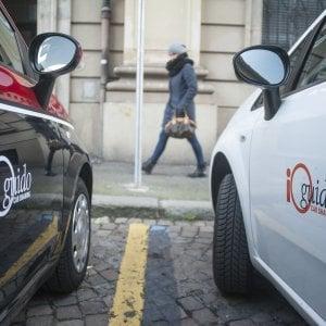 """Torino: """"Io Guido"""" chiude. Addio dopo 15 anni al car sharing pubblico"""