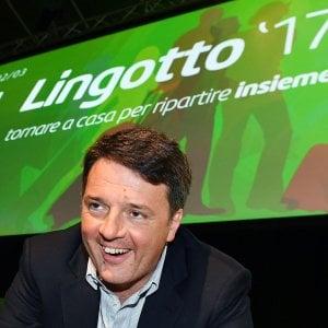 Renzi, congedo da Torino con elogi per Marchionne, l'Egizio e il Cottolengo