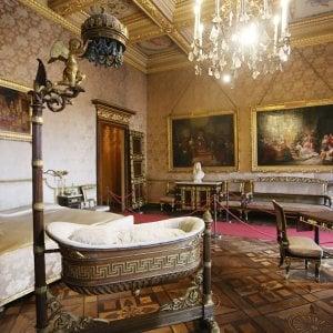 Palazzo reale a torino riaprono le stanze dei principi for Palazzo villa torino