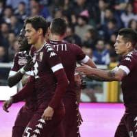 Il Toro frena l'Inter, a secco Belotti e Icardi