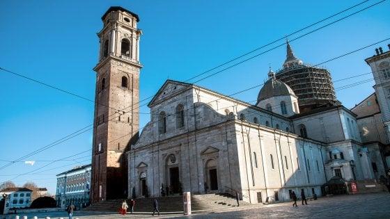 Campanile del Duomo di Torino,  primo test di resistenza in caso di terremoto