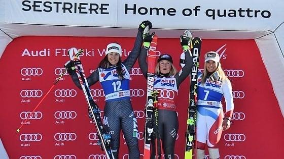 Torna la Coppa del Mondo, Sestriere capitale dello sci anche nel 2019