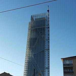 Dal 1 maggio ripartono i lavori del cantiere per il grattacielo della Regione, fermo da 15 mesi