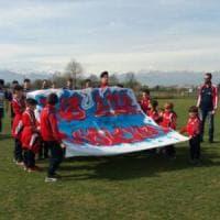 Torino, le partite della pace di Mappano e Villareto:
