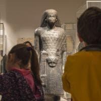 Torino, ecco le meraviglie del Museo Egizio come le vedono i bambini