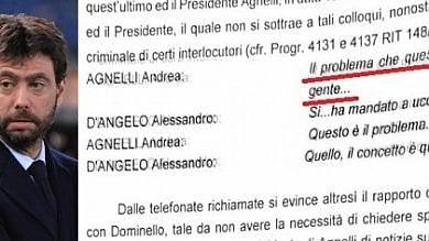 """'Ndrangheta in curva, un'intercettazione  di Agnelli: """"Quelli hanno ucciso gente..."""""""