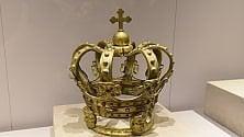 I gioielli dei Savoia  a Venaria per la festa del decennale