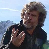 Messner lunedì al Massimo: