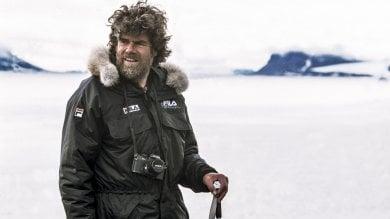"""Messner al Massimo: """"Ecco la più grande avventura che un uomo abbia vissuto"""""""