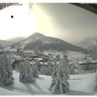 In montagna un metro di neve fresca, scatta l'allarme valanghe
