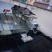 In manette il ladro acrobata, che si arrampicava su tetti e grondaie