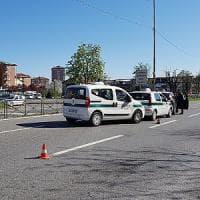 Uomo investito e ucciso questa mattina in corso Francia a Collegno