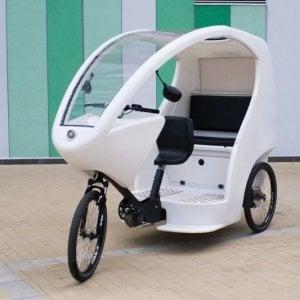 Bici-t, la start up che vuole rivoluzionare (in triciclo) il turismo a Torino