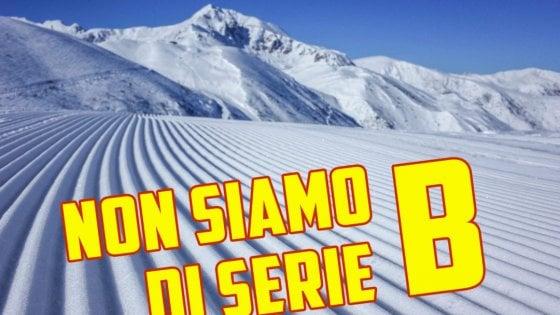 """Cuneo: """"Traditi dalla Regione"""". La rivolta dello sci diventa virale sul web"""