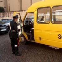 Torino, bimbo di 3 anni dimenticato sullo scuolabus