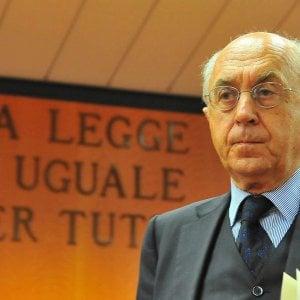 """Torino, Guariniello racconta 40 anni in toga: """"Quando l'Avvocato si presentò: piacere, Agnelli"""""""